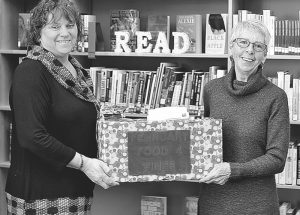 "McLennan Library donates to local food bank through ""food for fines,"" initiative"