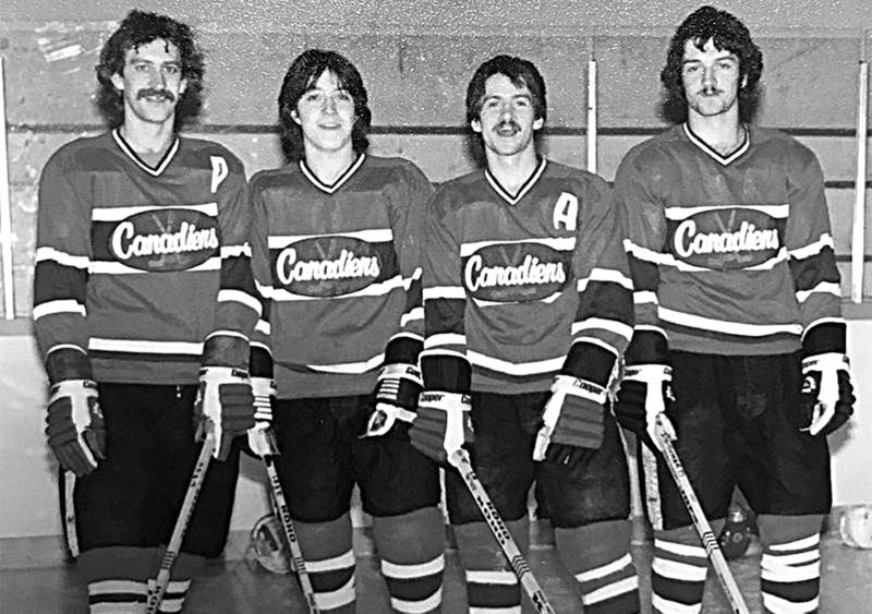 Jean-Cote Canadiens to hold reunion and alumni hockey game