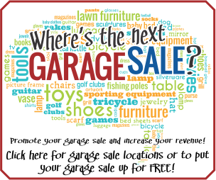 Yard Sales Ad
