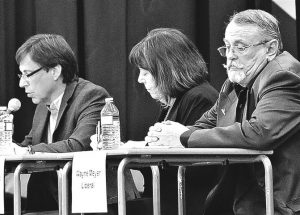 No new revelations at G.P. Vanier all candidates debate on April 2