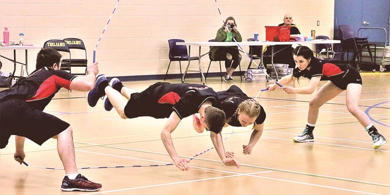 Grimshaw Alleycatz host 2019 Jump Rope provincial championships
