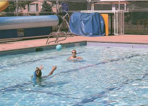 Falher Regional Pool and the Splash Park prepare to open for the season