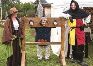 Live like a king at the most northern Medieval Faire in Alberta