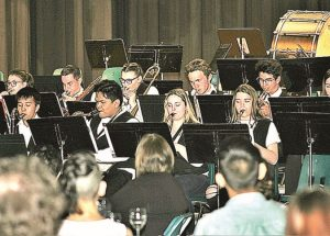 "Stellar performances and a great evening at Vanier's ""Strike up the Band"""