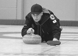 G.P. Vanier boys curling team travel to High School Provincials
