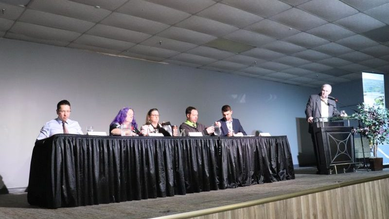 Carbon Tax and Economic Issues Dominate Peace River Election Forum