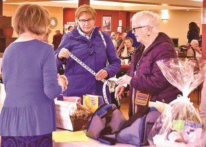 "Ladies Auxiliary hold annual ""Springtime Strawberry Tea"""