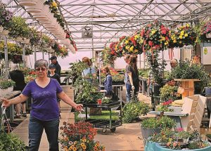 Attending Fern's Mother's Day event has become a local tradition