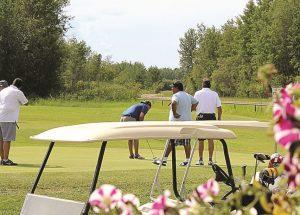Vegas style golf tournament fundraiser May 25
