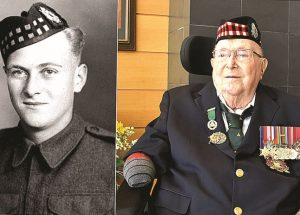 Second World War amputee veteran reflects on D-Day 75th anniversary