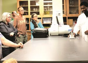 Boreal Research holds public tour