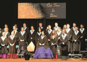 G.P. Vanier students shine at graduation ceremony on May 19