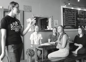 Pint of Science combines beer with citizen science education