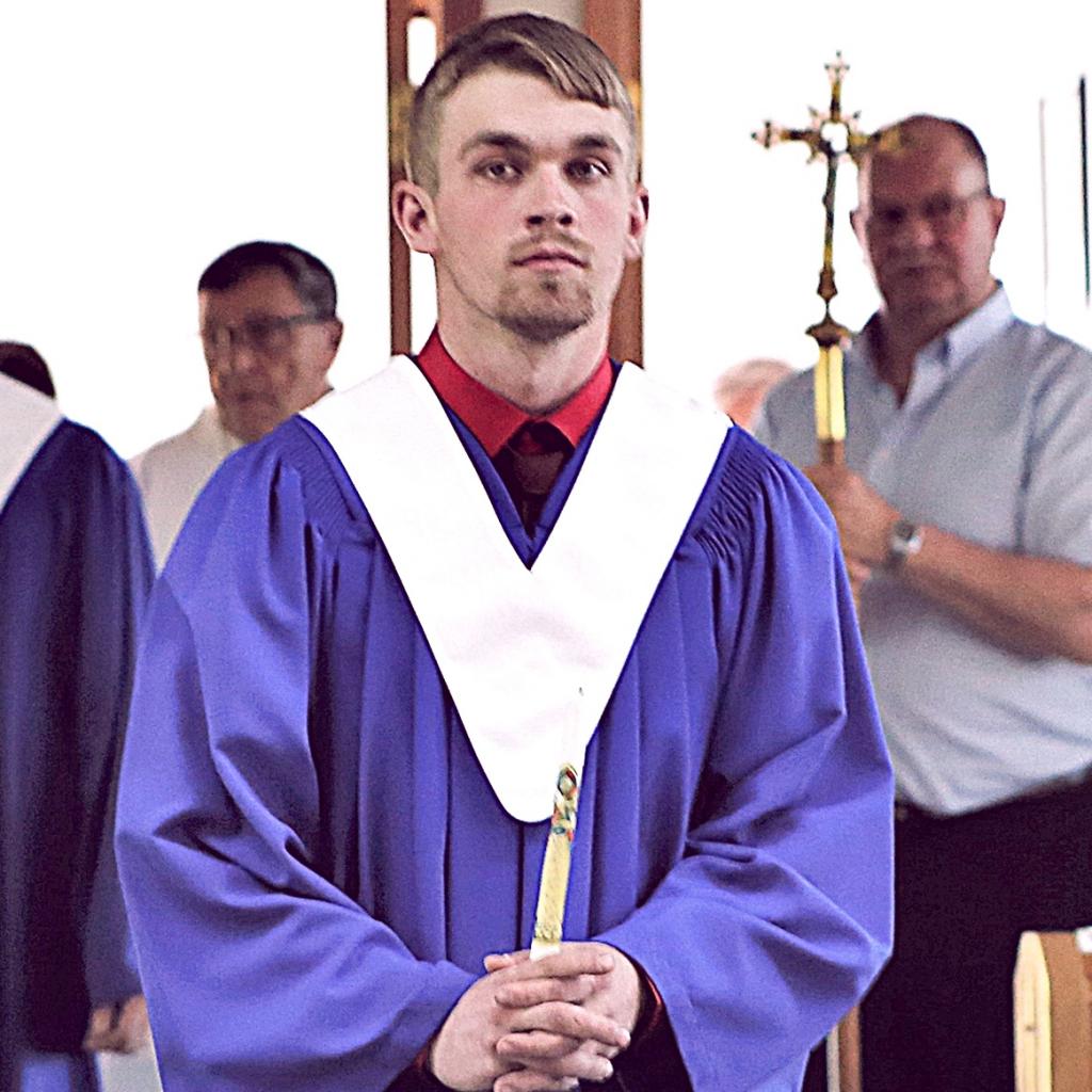 Adrien-Houle - Ecole Heritage Class of 2019 Graduation
