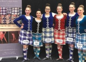 Highland dance competition returns to Peace River for first time in 14 years