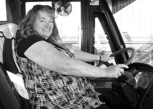 Pelletier shines in school bus zone roadeo