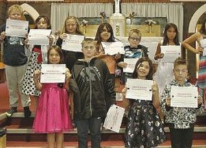 Ecole Providence year-end awards ceremony