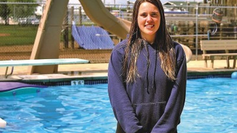 Falher resident chosen to coach at provincial swimming championships