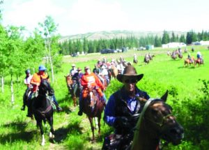 Annual trail ride for Multiple Sclerosis raises over $50,000