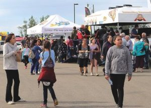 Huge turnout for Northern Sunrise County anniversary