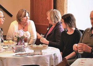 "St. Paul's Heritage Society hold  ""Summer Sunday Tea"" event"
