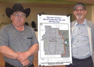 Big Lakes, Smoky River finalize shared plan