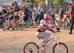 Kids play it safe attending McLennan and Falher bike rodeo events