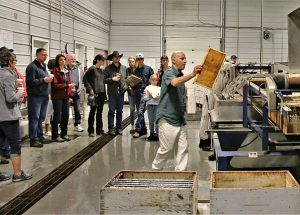 """A great turnout for Paradis Valley Honey, """"Open Farm Day,"""""""