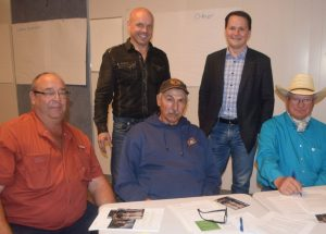 MLA and minister all ears on farm safety Bill 6