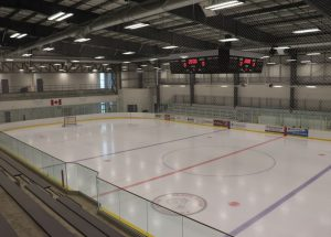 Peace River opens new arena