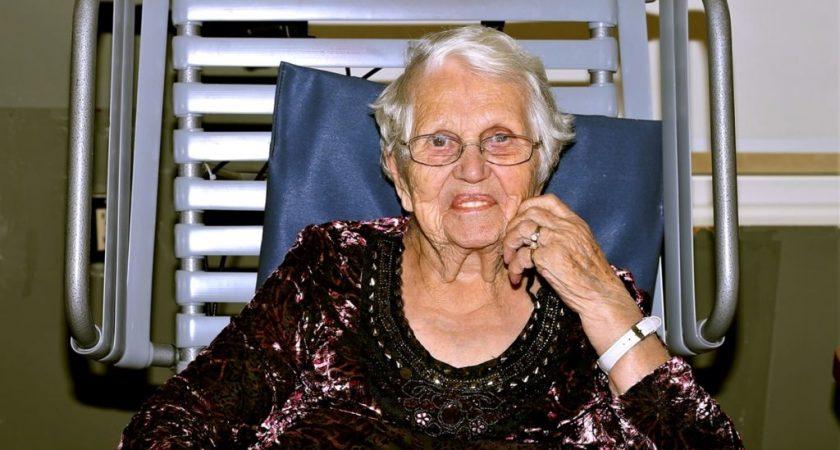 Former Tangent resident celebrates 103rd birthday