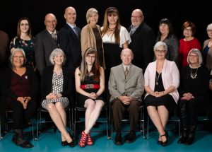 College honours long-serving employees