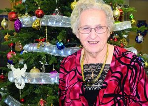 Guerette appreciates deep traditions during Christmas