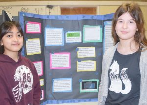 Coronavirus examined at Vanier science fair
