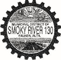 M.D. of Smoky River notebook