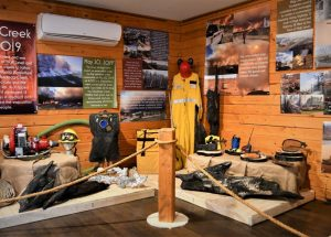 Exhibit marks anniversary of Chuckegg Creek fire
