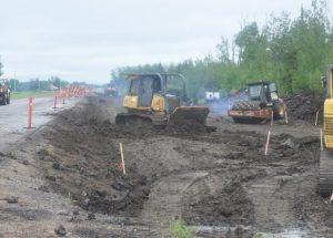 Construction season begins