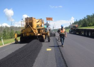 PICs – Highway upgrades continue as summer rolls along