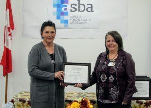 Suicide prevention advocate recognized