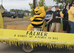 Falher Honey Festival stung by COVID