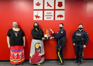 PIC – Eagle Feather Protocol ceremony held