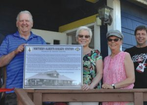 PICs – Northern Alberta Historical and Railway Museum opens