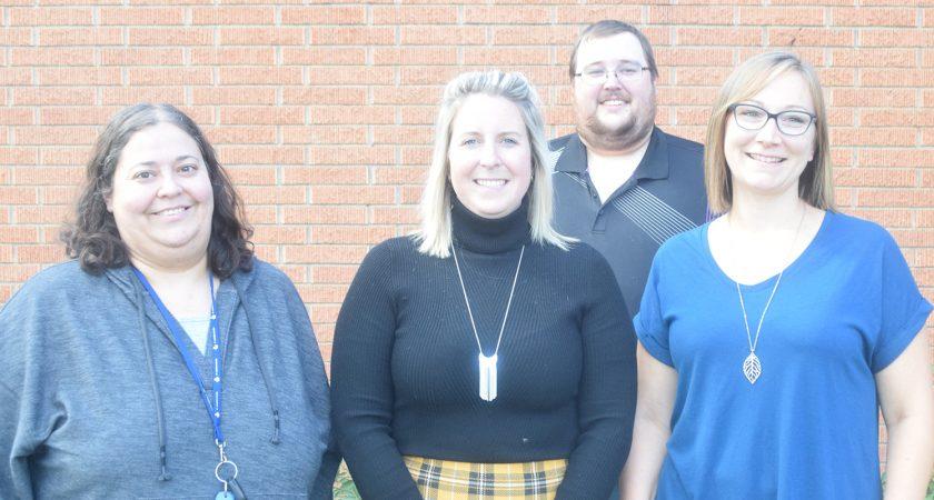 HPSA welcomes 4 teachers