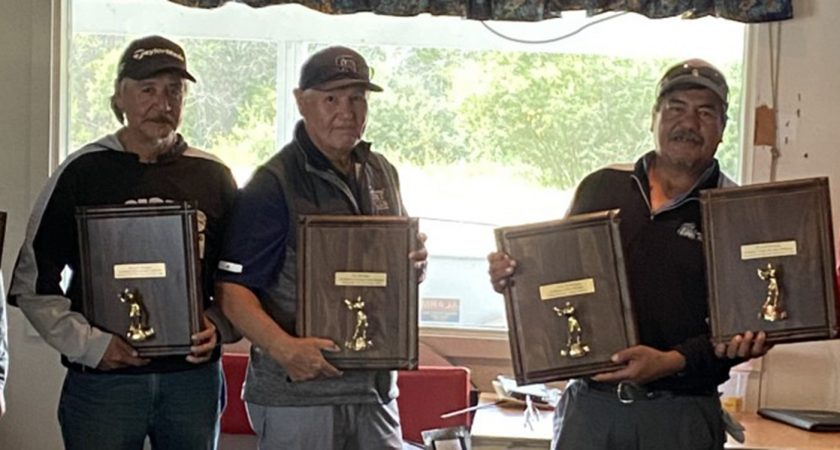 Cunningham wins Smoky River Seniors' Open
