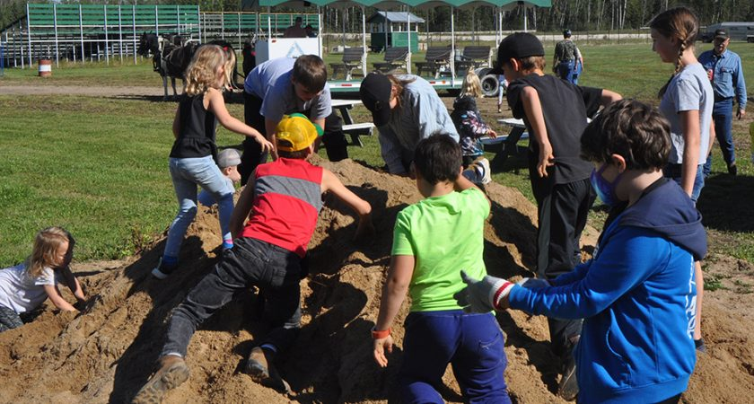 Fall Festival goes back in time