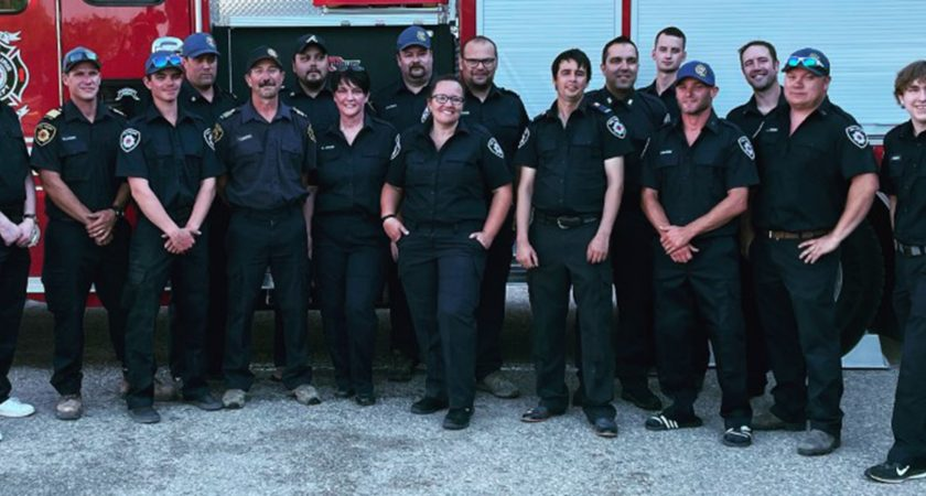 Fire Prevention Week – High Prairie Fire Chief credits effort by many for success